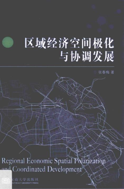 区域经济空间极化与协调发展 高清 PDF