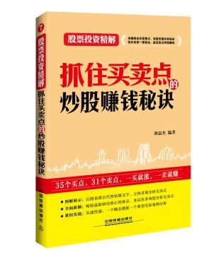抓住买卖点的炒股赚钱秘诀 炒作书籍 pdf下载